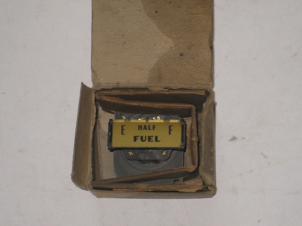1947 1948 Frazer NOS gas fuel gauge # 200741 (zd 200471)