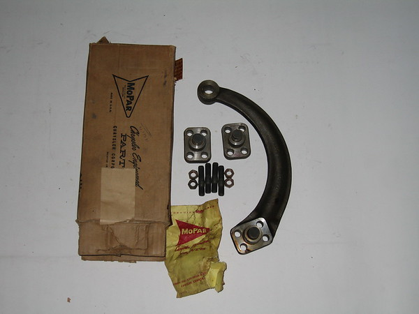 1961 1962 1963 1964 1965 1966 1967 1968 Dodge Truck 4 wd NOS froint axle pivot kit # 1924415 (zd 1924415)