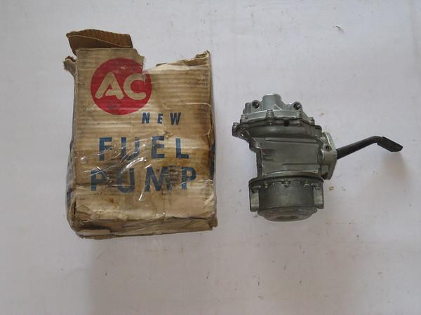 1955 1956 Hudson Hornet & Nash NOS AC dual action fuel pump # 4293 (zd 4293)