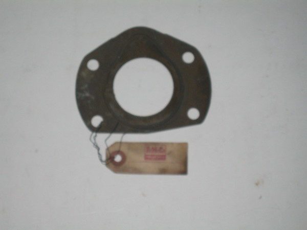1949 thru 1959 Ford NOS rear wheel bearing retainer # a8az-4020-a (zd a8az-4020-a)