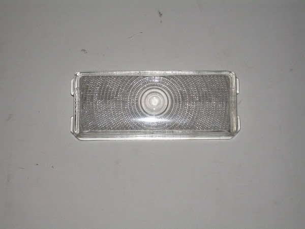 1947 thru 1954 Chevrolet Pick up NOS front parklamp lens GM # 5931547 (zd 5931547)