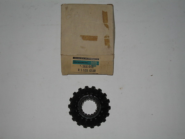 View Product1946 thru 1967 Chevrolet GMC truck NOS differential side gear gm # 3681056 (zd 3681056)