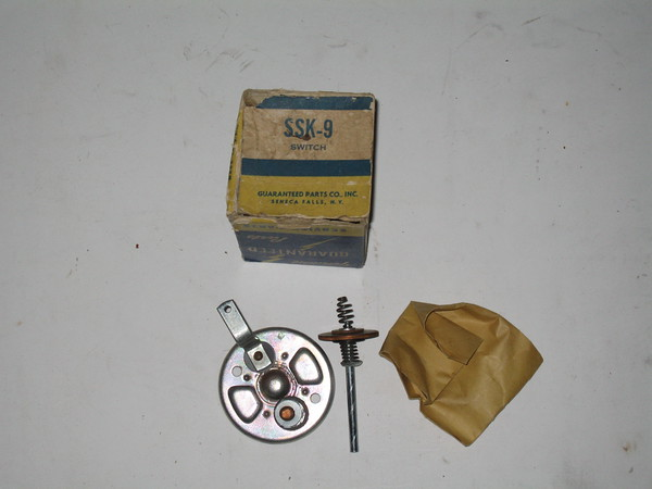 1960 thru 1971 Mopar new replacement solenoid kit # ssk-9 (zd ssk-9)