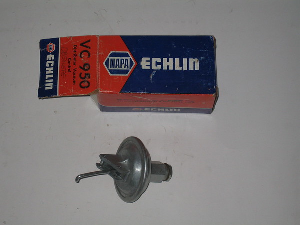 1960 1961 1962 1963 Ford Edsel Mercury new distributor vacuum control for # coaf-12370-a (vc950)