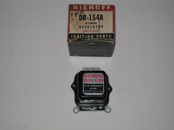 1963 1964 1965 1966 1967 1968 Pontiac new voltage regulator # 1119501 (zd dr154a)