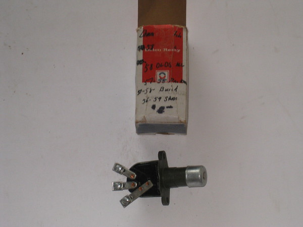 1938 thru 1958 oldsmobile, buick, chevrolet , cadillac, pontiac Mopar Packard Studebaker etc headlight dimmer switch new