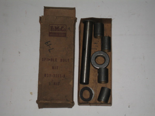 1953 1954 1955 1956 Ford F & P 350 NOS front spindle bolt set # b3y-3111-a (zd b3y-3111-a)