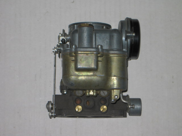 1942 nash carburetor carter new # 538 (1) (zd 538s)
