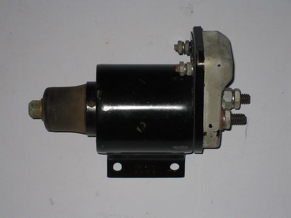 1950 Chrysler NOS starter motor solenoid # 1343695