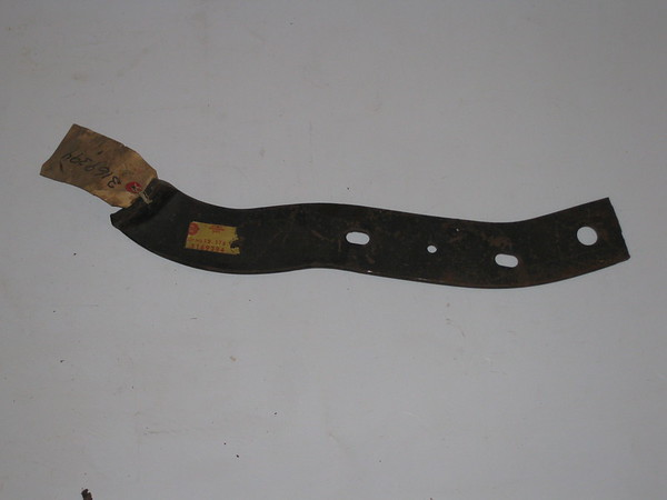 1963 Rambler Classic & Ambassador NOS LH front bumper bracket # 3119394