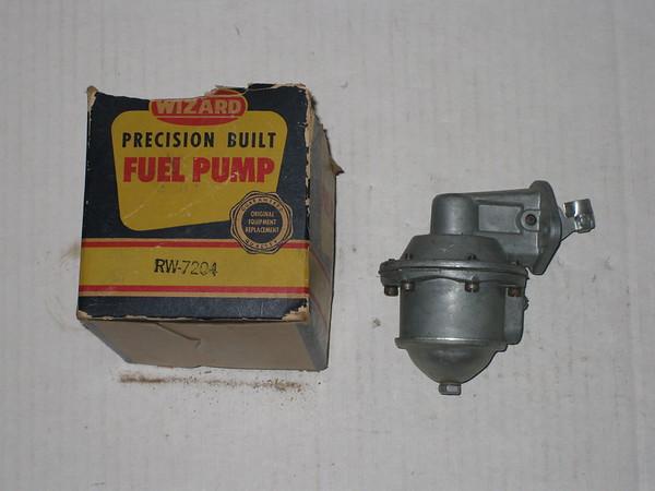 1963 64 65 66 67 68 Ford Mercury new 6 cylinder fuel pump # rw7204