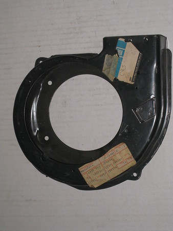 1960 61 62 63 64 65 1966 Chevrolet GMC NOS heater blower motor housing case # 3008361