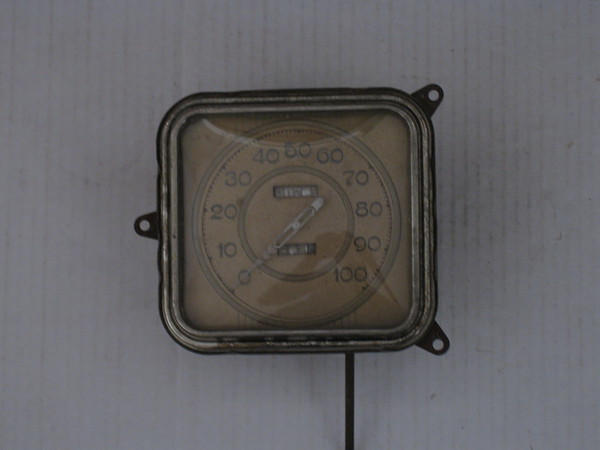 1938 Chrysler royal & imperial used speedometer # 38chsp