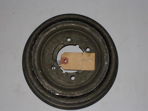 1958 1959 Chrysler Imperial NOS parking brake drum # 1850154