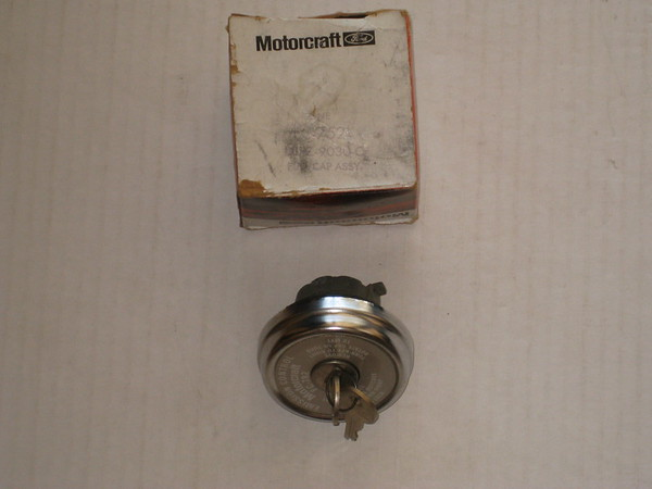 1970 1971 1972 Ford Pick up Van NOS locking gas fuel cap # d1pz-9030-c (zd dipz-9030-c)