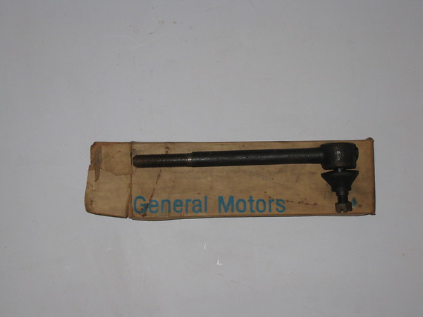 1955 1956 1957 Chevrolet car NOS RH tie rod end # 3713905