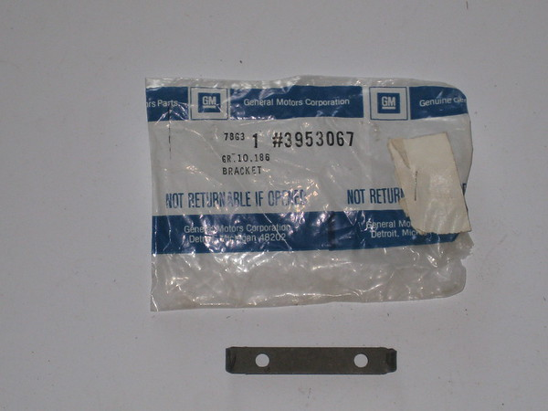 1968 69 70 71 1972 Chevrolet Chevelle Camaro Nova NOS outside mirror bracket # 3953067