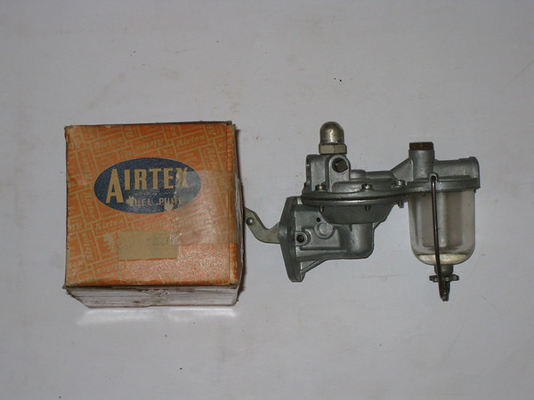 1939 thru 1951 Studebaker car & truck new fuel pump # wo527
