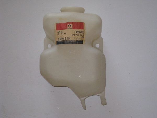 1976 1977 1978 1979 Chevrolet Camaro Nova NOS windshield washer reservoir # 22048321