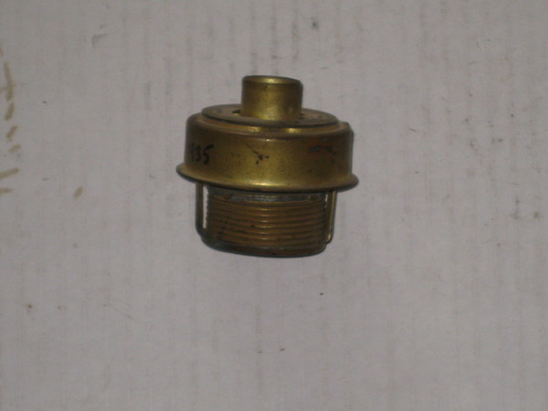 1935 Chrysler Desoto Plymouth new replacement water thermostat # 645495s