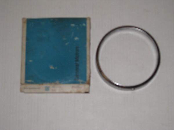 1963 Oldsmobile NOS chrome headlight bezel ring # 586805