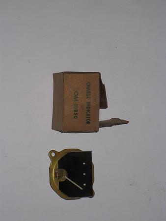 1950 1951 Mercury amp gauge # om-10850