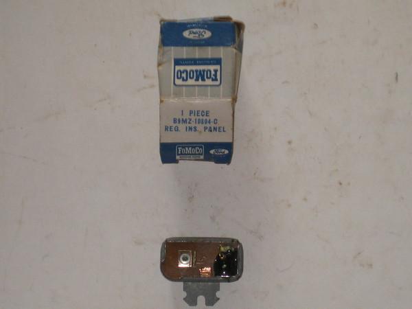 1960 thru 1972 Ford car & bronco NOS instrument panel regulator # b9mz-10804-c (zd b9mz-10804-c)