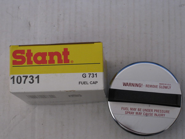1973 1974 1975 1976 1977 Ford F pick up E van new replacement gas cap # g731