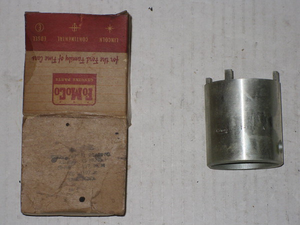 1950's Ford NOS front wheel bearing adjusting nut socket tool # t59t-1197-a