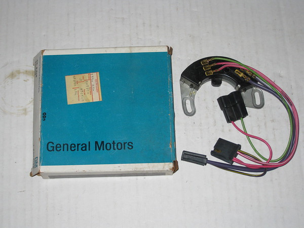 1974 75 76 77 78 79 1980 81 82 Chevrolet Corvette NOS neutral safety back up lamp switch # 470108