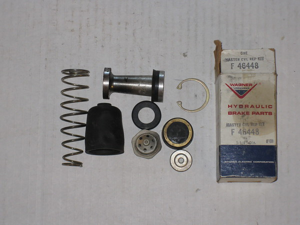 1966 67 68 69 1970 71 72 Chevrolet GMC truck new brake master cylinder kit # f46448
