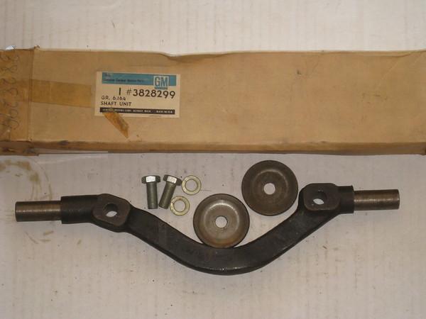 1958 59 60 61 62 63 1964 Chevrolet full size models NOS upper control arm shaft unit # 3828299