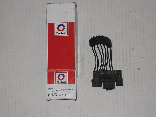 1973 74 75 76 77 78 79 1980 81 82 83 Chevrolet GMC van NOS directional signal switch adapter # 1894851