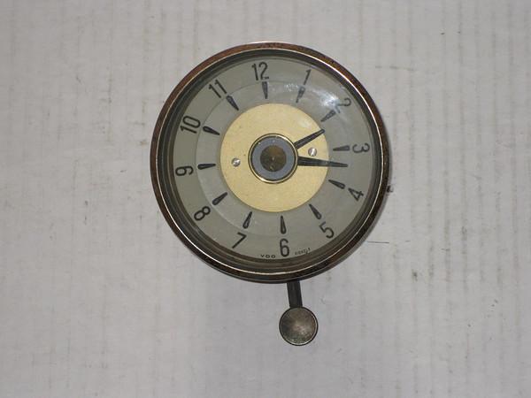 1950's VDO Kienzle dashboard clock # vdo50
