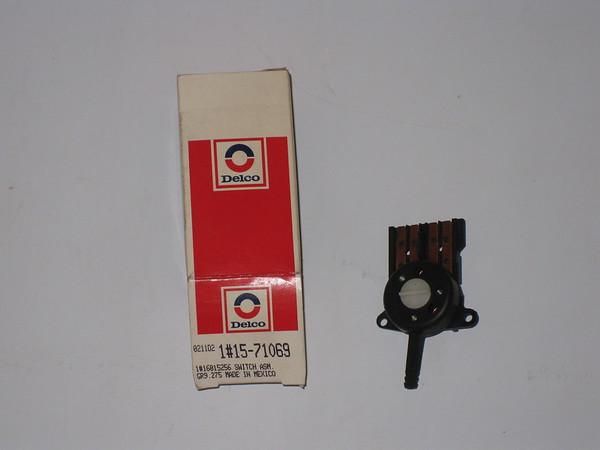 1983 84 85 86 87 Chevrolet Buick Pontiac NOS blower motor switch # 16015256