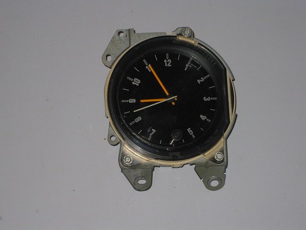 1977 1978 1979 Ford LTD II Torino Ranchero dash clock reconditioned # d7oz-15a000-a