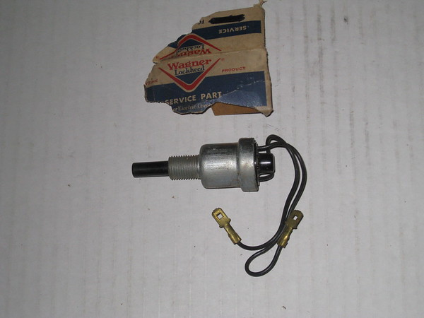 1955 1956 1957 Chevrolet new replacement brake light switch # fc21633,1998106
