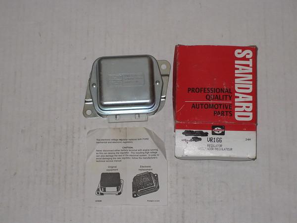 1979 1980 81 82 83 84 Ford Lincoln Mercury new voltage regulator # vr166