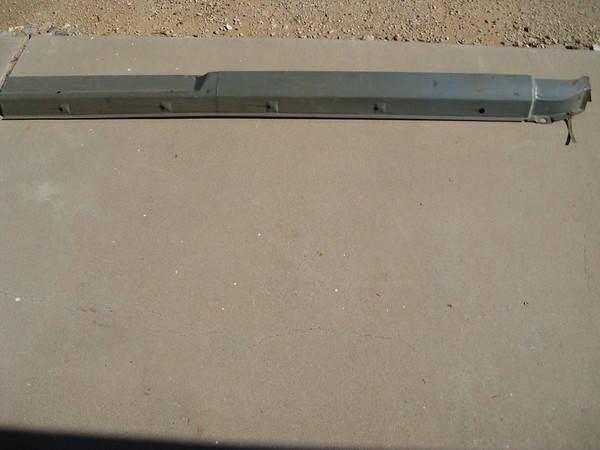 1959 Chrysler Desoto Dodge Plymouth NOS RH side rocker panel # 1952162