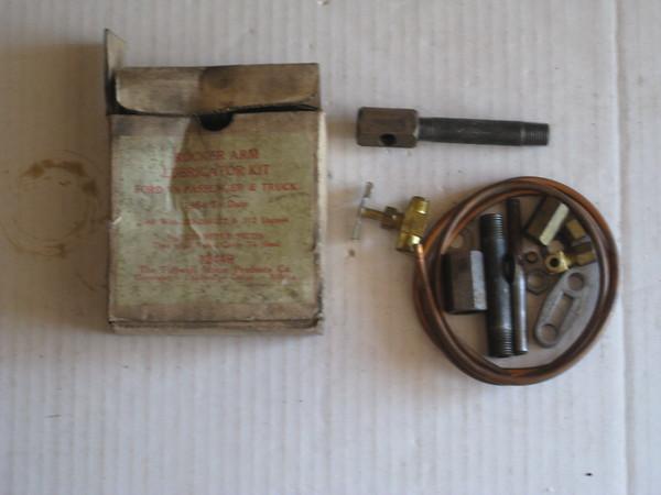 1954 thru 1964 Ford car & truck Mercury NOS V8 rocker arm lubricator kit # 12446