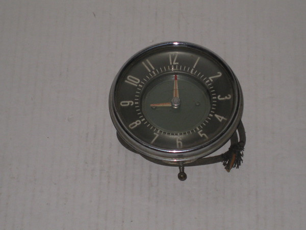 1946 1947 1948 Pontiac used electric dash clock #46pdc