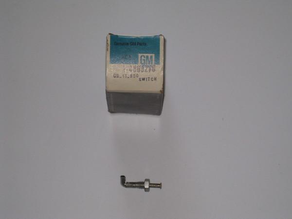 1964 1965 1966 1967 Chevy II Nova NOS courtesy lamp switch # 4889278