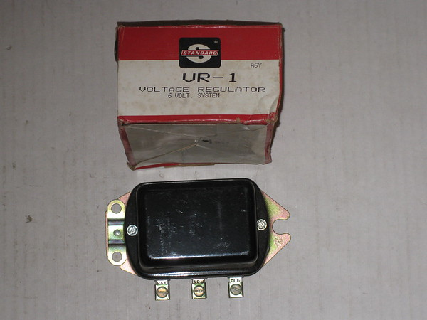 1940 thru 1954 Buick Cadillac Chevrolet Oldsmobile Pontiac etc new replacement voltage regulator # vr1