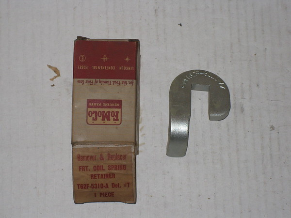 1960's Ford NOS front coil spring retainer remover tool # t62f-5310-a