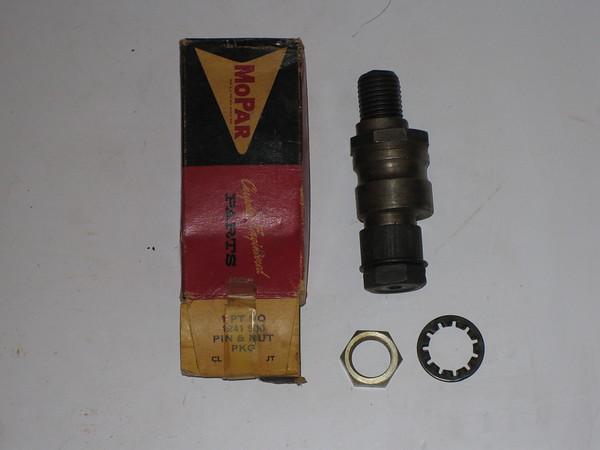 1941 42 46 48 1950 52 54 56 Chrysler Desoto Dodge Plymouth NOS upper outer control arm pivot # 1241500