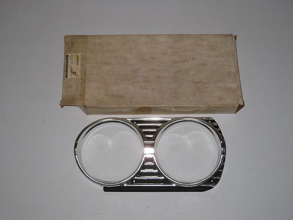 1965 Chevelle & El Camino NOS RH headlamp bezel # 3856900