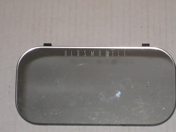 1950's 1960's Oldsmobile used sun visor vanity mirror # 50ovm