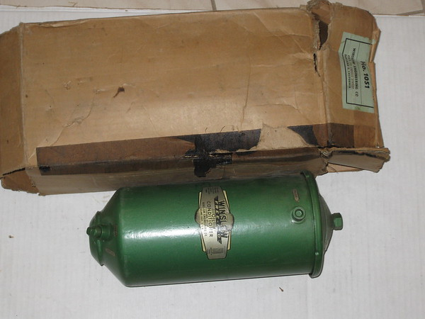 1920's thru 1950's new winslow add on oil filter canister # w1051