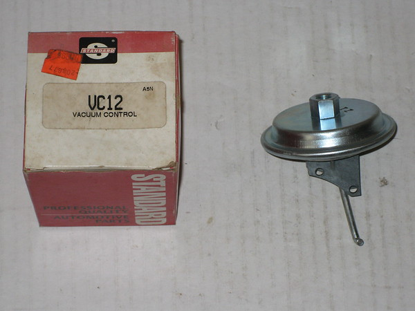 1960 thru 1967 Ford Mercury new replacement distributor vacuum control # vc12