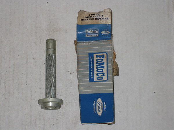 1960's Ford NOS core plug replacer tool # t68P-6266-a